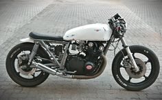 GS1000 Brat   Inazuma café racer