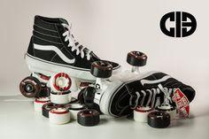 Custom Rollerskate Build Tutorial