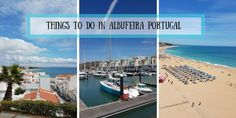 There are many things to do in Albufeira. From the amazing Algarve beaches to strolling the Albufeira old town.
