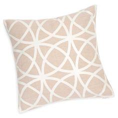 Fodera di cuscino écru 40 x 40 cm ABBY