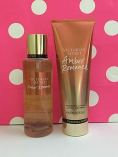 Mixed Items 29584: Victoria S Secret Amber Romance Fragrance Mist Fragrance Body Lotion Set New -> BUY IT NOW ONLY: $24.5 on #eBay #mixed #items #victoria #secret #amber #romance #fragrance #lotion Fragrance Lotion, Fragrance Mist, Parfum Victoria's Secret, Victoria Secret Fragrances, Smell Good, Body Lotion, Mists, Bath And Body, Amber