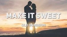 Old Dominion- Make It Sweet Old Dominion Lyrics, Cake Cutting Songs, Song Suggestions, Rca Records, Music Publishing, Music Artists, Adventure, Sweet, How To Make