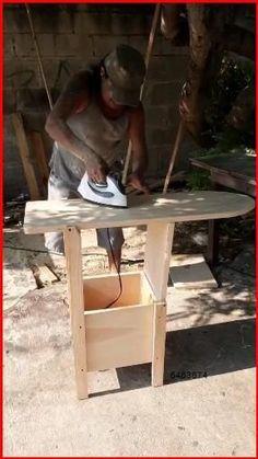 Folding Furniture, Space Saving Furniture, Home Decor Furniture, Furniture Decor, Pvc Patio Furniture, Handmade Furniture, Diy Home Crafts, Wood Crafts, Diy Home Decor