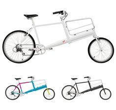 """Puma x Biomega x kibisi """"Urban Mobility"""" bike collection: Mopion (I don't actually know for sure if this was called """"UM,"""" but their previous bikes were called that. Remember the self-destructing bike and the glow-in-the dark bike?)"""