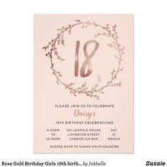 94 best invitations faire part cartes anniversaire 18 ans images