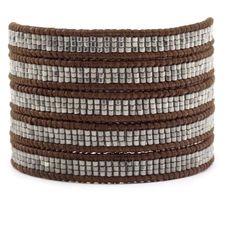 Wrap Bracelets & Leather Wrap Bracelets | Chan Luu