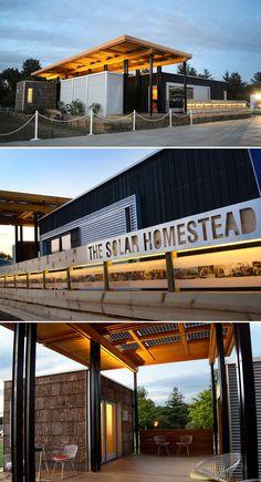 Appalachian State University - The Solar Homestead