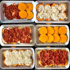 This low carb butternut squash lasagna is high in protein, perfect for meal prep, and easily made vegan. Made with ground turkey and homemade sauce! Low Carb Recipes, Diet Recipes, Vegetarian Recipes, Cooking Recipes, Healthy Recipes, Butternut Squash Lasagna, Low Carb Butternut Squash Recipe, Butternut Squash Nutrition, Cauliflowers