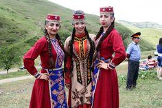 Armenian traditional costume festival