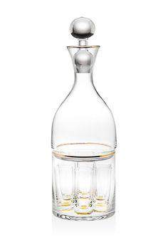 Godinger   Spirits Gold 9-Piece Vodka Set   Nordstrom Rack