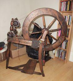 My spinning wheel :)
