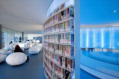 Gallery of Public Library Amsterdam / Jo Coenen & Co Architekten - 8