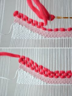 How to Weave Angles & Waves || The Weaving Loom (I understand nothing but hope to once I get a loom and begin )