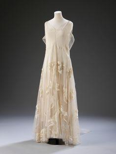 Madeline Vionnet - Vintage Ball Gown