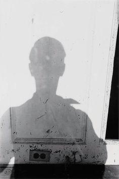 lee friedlander(1934- ), self-portrait (shadow against wall, electrical outlet), 1960–70. gelatin silver print, 18.4 x 12.2 cm, mount: 35.5 x 28.0 cm. museum of fine arts, boston, usa http://www.mfa.org/