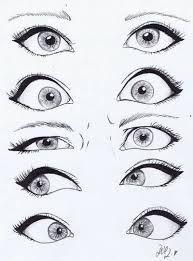 """Résultat de recherche d'images pour """"drawing eyes collection"""""""