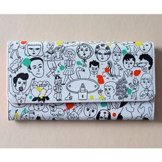 Oohlala Funny illustration all star women's wallet (http://www.fallindesign.com/oohlala-funny-illustration-all-star-womens-wallet/)