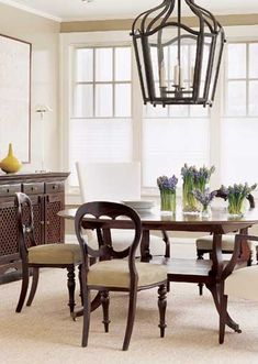 Love the Enormous lantern chandelier. Table needs to be a lot bigger though