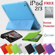 Smooth Skin iPad 3&2 Case