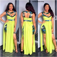 Lilian Dress by THEAFRICANSHOP on Etsy, £70.00