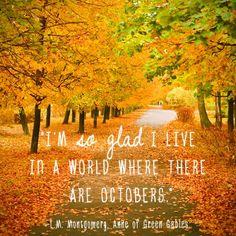 Autumn sparks creativity?