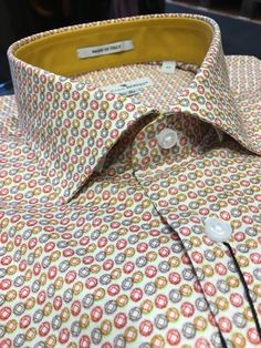 2a1934c93f Andrea Bossi shirt made in Italy. #shirt #mensfashion #menswear #mensstyle  Comfort