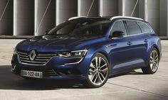#Renault #TalismanSporter. La wagon dinamica e moderna. http://autopartstore.pro