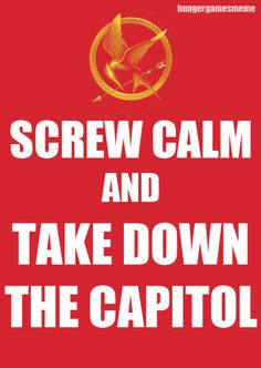 screw calm and take down the capitol!