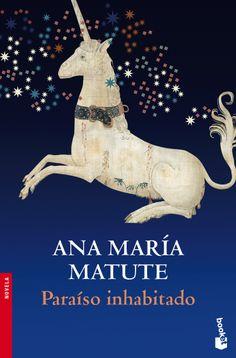 """Para completar nuestro pequeño homenaje a Ana María Matute, desde la biblioteca os recomendamos también su última obra: """"Paraíso inhabitado"""" (3S/4568). La autora recrea en esta novela un universo infantil delicado y maravilloso, que hipnotizará al lector desde la primera página."""