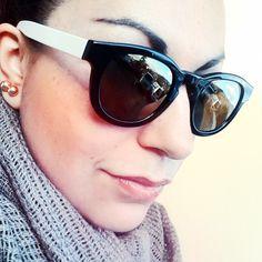Hype sunglasses specchiato oro..bellissimi 109€ scontati a 90€ #hype #hypeglasses #sunglasses #frame #gold #mirrored #handmadeinitaly #sales 89€ instead of 109€ #ottica #Okkio #Viagaudio33sanremo