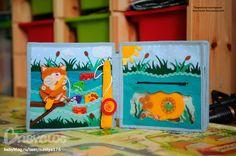 Развивающая книжечка для Мишутки! - Babyblog.ru