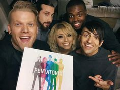 """Pentatonix on Instagram: """"This box... is full of secrets. Pre-order it now on @fanjoyco to find out what's in it! http://smarturl.it/PTXalbumD2C PS: One of the items in it is our new album. """""""