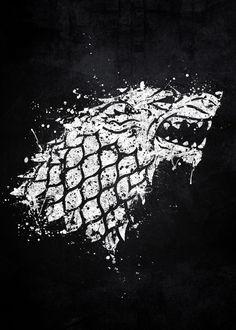 House Stark By Jonathon Summers
