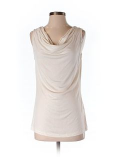 Check it out—Banana Republic Factory Store Sleeveless Top for $12.99 at thredUP! Banana Republic, High Neck Dress, Beige, Store, Check, Casual, How To Wear, Clothes, Collection