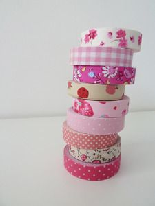 a room full of washi tape