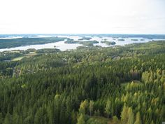Lakes region. Kuopio, Finland. I lived here for a year when I was 18.  It's beautiful!  I cannot wait to go back and visit again!