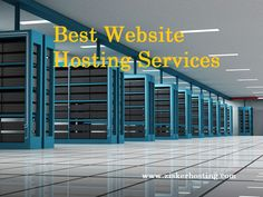 Host your website with the best VPS hosting providers. Zisker Hosting provides the best website hosting services at very affordable price. Have a look at the cheap web hosting plans here: http://ziskerhosting.com/