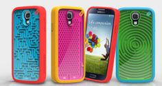 Retrospil fra PureGear Galaxy S4 covers