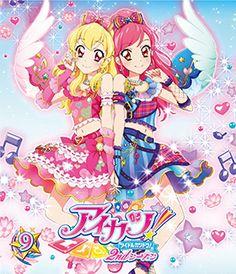 【BD/DVD】アイカツ! 9巻