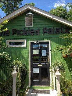 Pickled Palate Restaurant  Charleston, SC