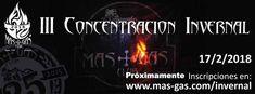 III Concentración invernal Mas-Gas Club, en Espiel, Córdoba