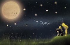 puro pelo - Buscar con Google Stars And Moon, Cute Drawings, Kawaii Anime, Cosmos, Illustrations Posters, Illustrators, Art For Kids, Cute Pictures, Northern Lights