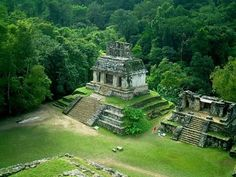 Visit the temples in Mexico