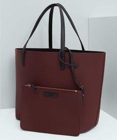 Shopping bag from Mango