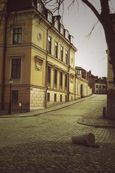 streets of uppsala.