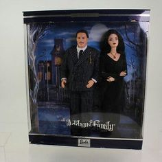 2000 The Addams Family Barbie