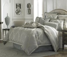 charisma royale coverlet bedding michael amini furniture designs amini com