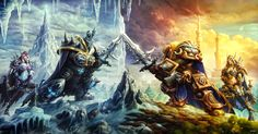jaina and arthas - Google Search