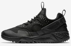Nike Air Men's Huarache Utility Shoes for $60  free shipping #LavaHot http://www.lavahotdeals.com/us/cheap/nike-air-mens-huarache-utility-shoes-60-free/167977?utm_source=pinterest&utm_medium=rss&utm_campaign=at_lavahotdealsus