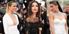 Sul red carpet del festival di Cannes 2017 Emily Ratajkowski alza l'asticella della seduzione- CosmopolitanIT